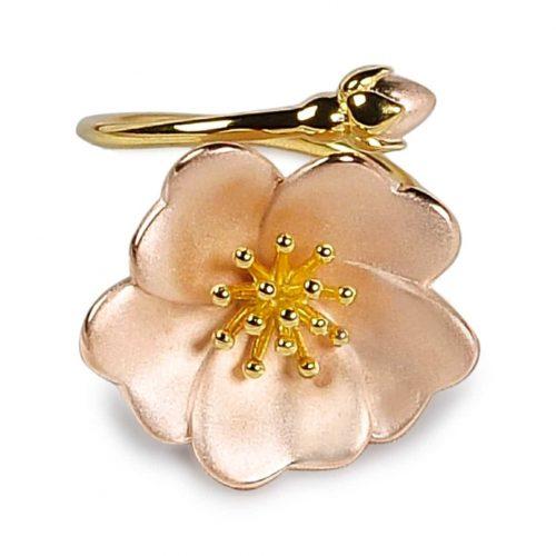 A.Brask - Vildros justerbar ring - Smycken