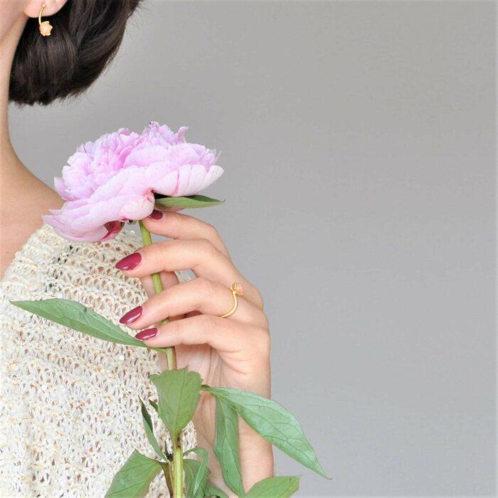 A.Brask - - Blommönster