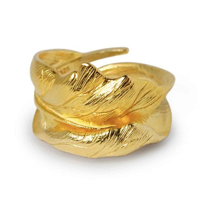A.Brask - Ekblad justerbar ring - Ring