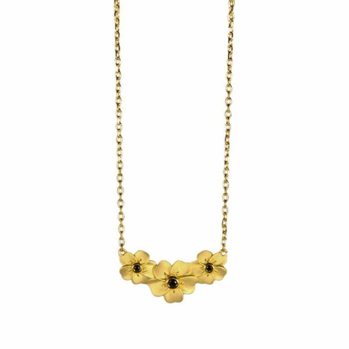 A.Brask - Förgätmigej halsband - Halsband