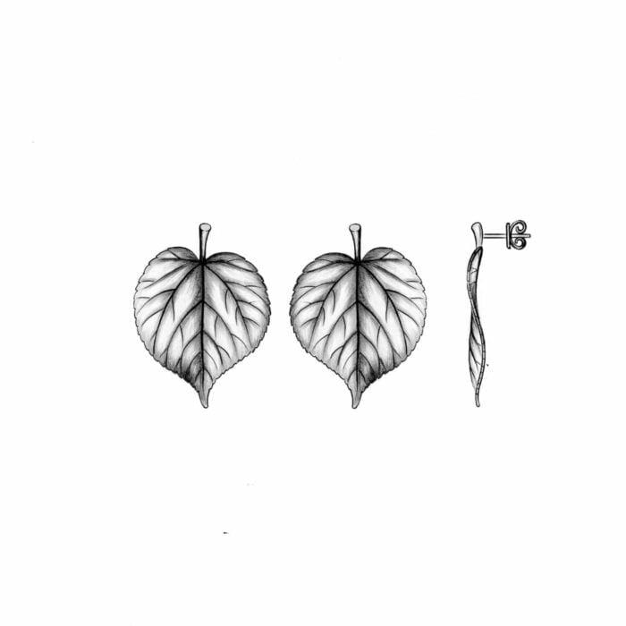 Lindblad örhängen - A.Brask